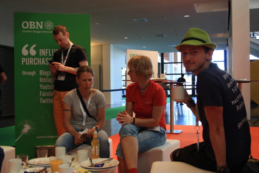 Messe, OutDoor, Blogger, Friedrichshafen