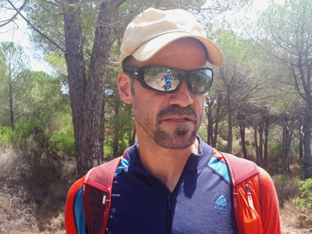 Wandern, Sardinien, Outdoor, Berge, Aclima, Test, Funktionsshirt, Merinowolle