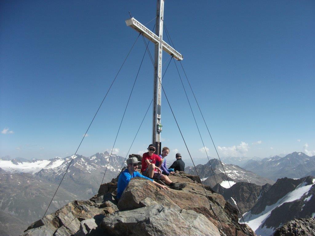 Fineilspitze, Südtirol, Gipfel, Wanderung, Bergtour