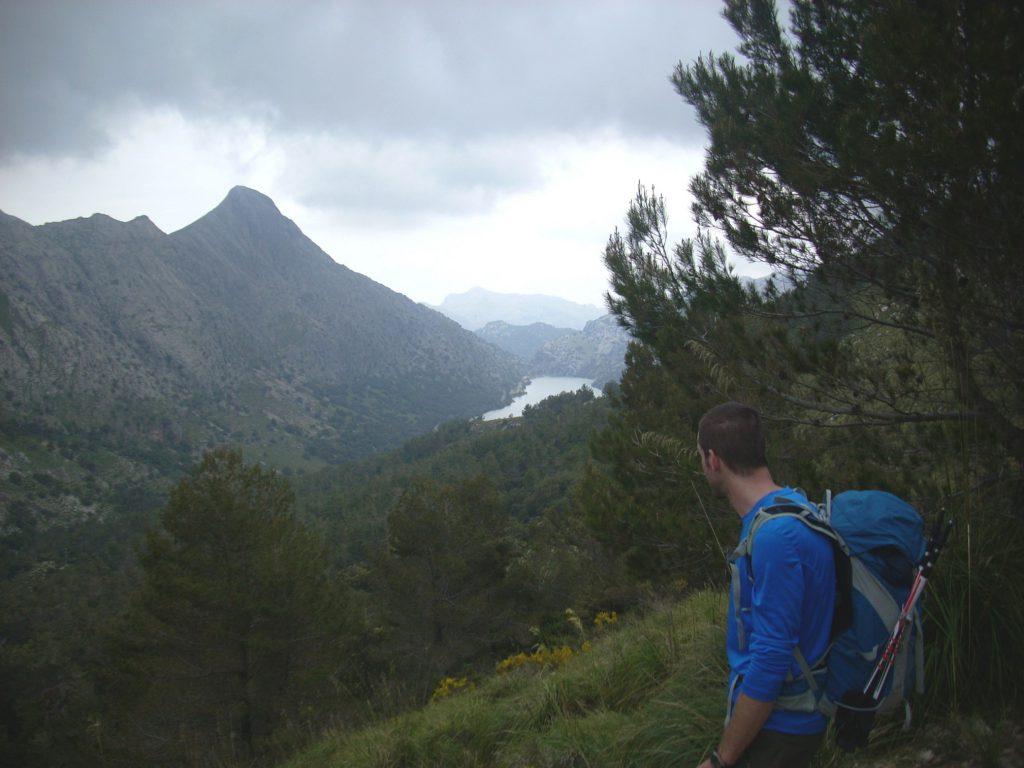 Mallorca, Wandern, Wanderung, GR221, Tramuntana