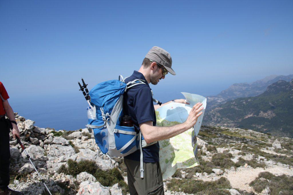 Mallorca, Tramuntana, Wandern, Wanderung, GR221