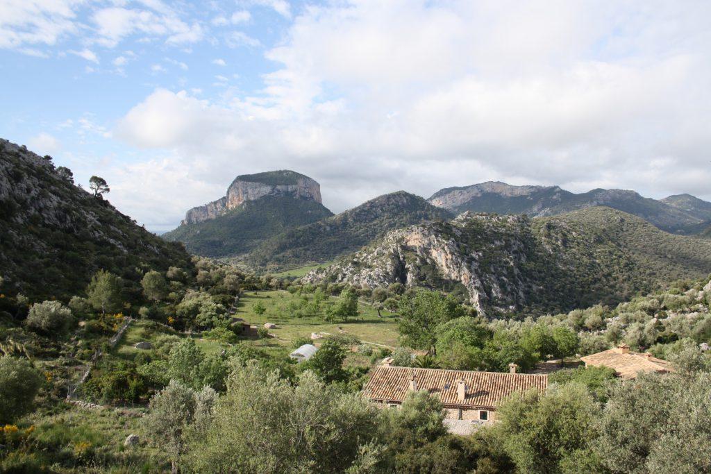 Mallorca, Tramuntana, GR221, Wandern, Wanderung