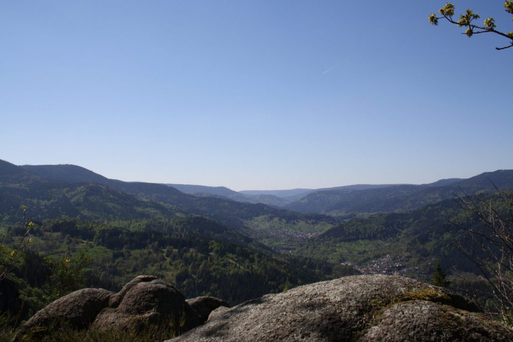 Wandern, Schwarzwald, Nordschwarzwald, Murgtal, Achtsamkeit, Meditation, Murgleiter