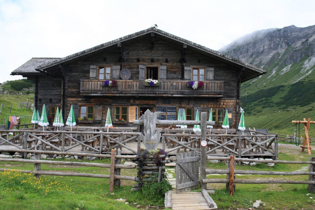 Österreich, Steiermark, Schladminger Tauern, alleine wandern, Hüttentour, Trekking