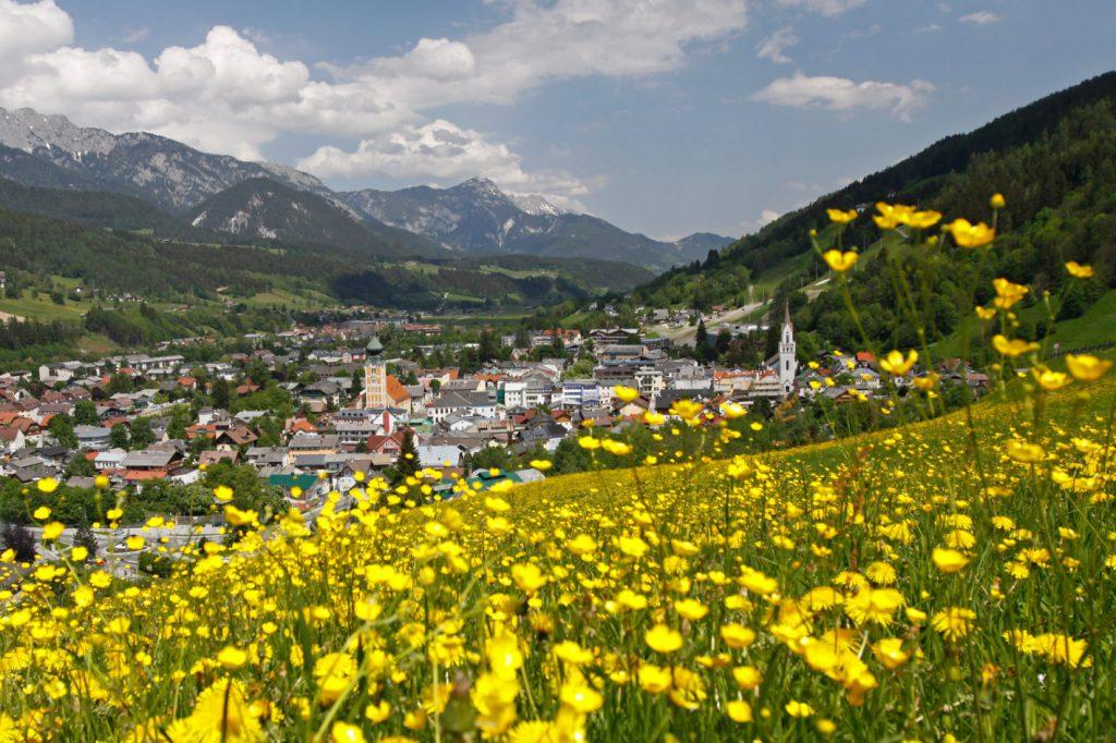 Österreich, Steiermark, Schaldminger Tauern, Wandern, Wanderung, alleine wandern, Hüttentour, Trekking