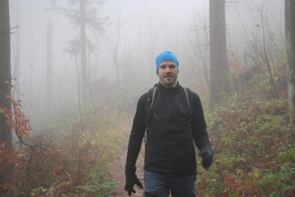 Wandern, Schwarzwald, Test, Testbericht, Black Yak, Mid Layer, Funktionskleidung
