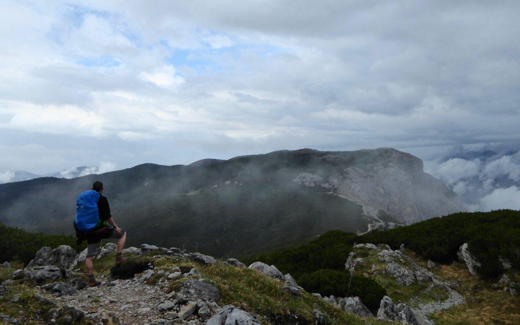 Wandern, alleine wandern, Wanderung, Blogger