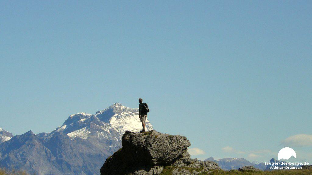 Alleine wandern, Wandern, Blogger