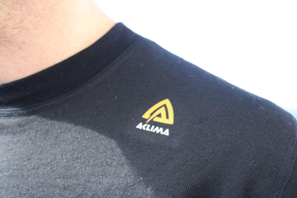 Outdoor-Bekleidung von Aclima aus Merinowolle oder Merinowolle-Anteil.