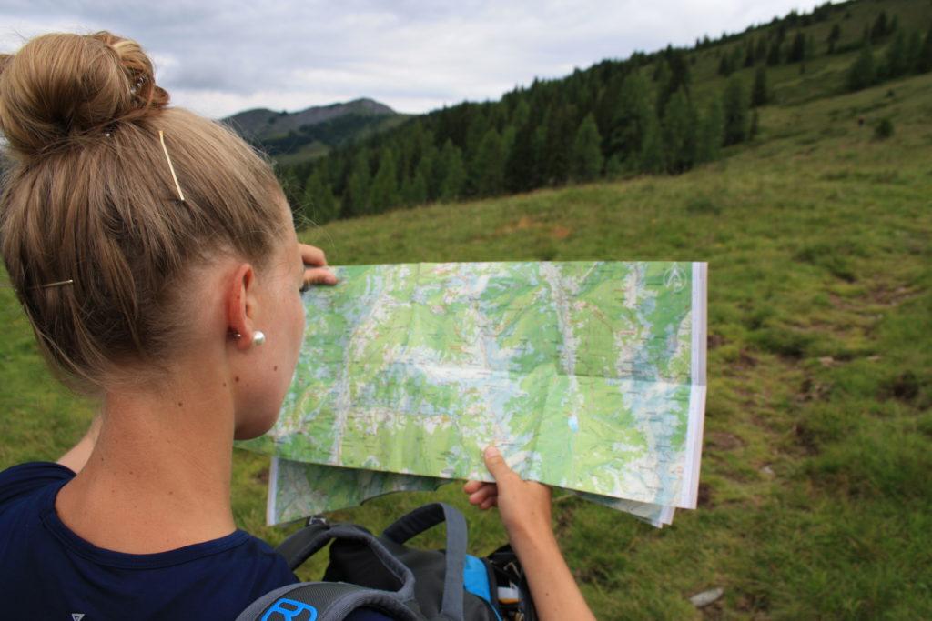 Österreich, Salzburger Land, Wandern, Wanderung, Almenweg, Grossarltal