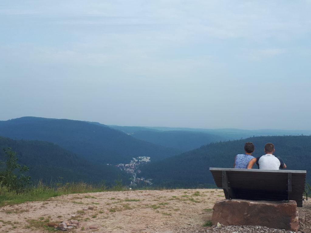 Wandern, Albtal Abenteuer Track, Bad Herrenalb, Teufelsmühle, Schwarzwald