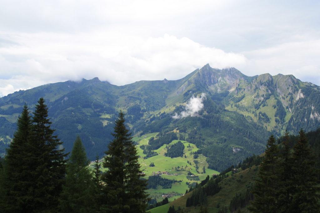 Großarltal, Salzburgerland, Salzburger Almenweg, Wandern, Berge, Almen