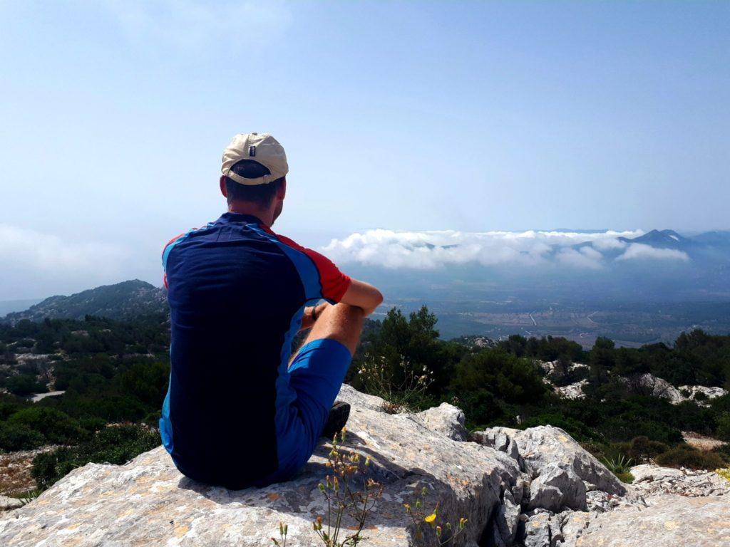 Sardinien, Tuttavista, Orosei, Wandern, Gipfel, Berge